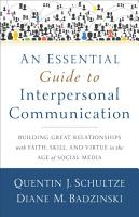 An Essential Guide to Interpersonal Communication PDF