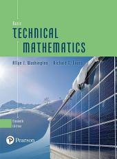 Basic Technical Mathematics: Edition 11