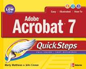 Adobe Acrobat 7.0 QuickSteps