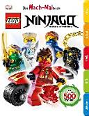 Das Mach Malbuch  LEGO   Ninjago PDF
