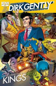 Dirk Gently s Holistic Detective Agency  1 Book