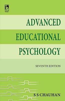 Advanced Educational Psychology   7Th Ed