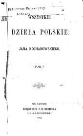 Wszystkie dzieła polskie: Tom 2