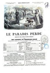 Le Paradis perdu drame en cinq actes et douze tableaux par d'Ennery et Ferdinand Dugué