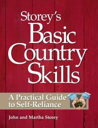 Storey S Basic Country Skills Book PDF