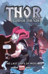 Thor: God of Thunder Vol. 4 - The Last Days of Midgard