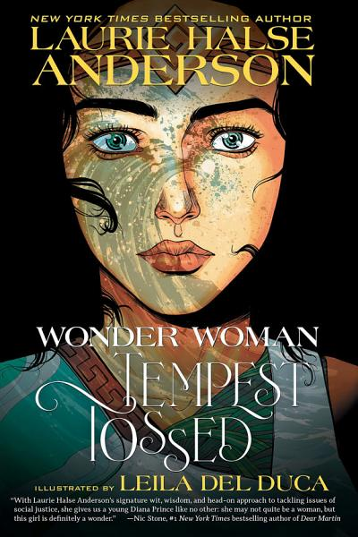 Download Wonder Woman  Tempest Tossed Book
