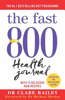 The Fast 800 Health Journal Book