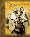 African American Odyssey  the Combined Plus NEW MyHistoryLab with EText    Access Card Package