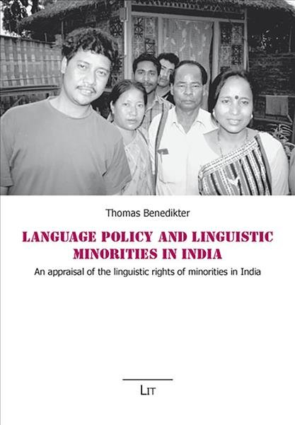 Language Policy and Linguistic Minorities in India PDF