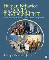 Human Behavior in the Social Environment PDF