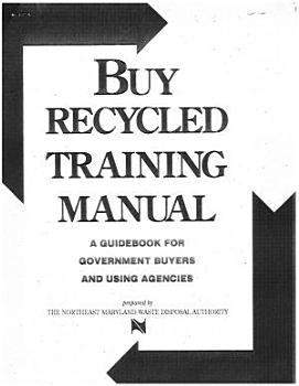 Buy Recycled Training Manual PDF