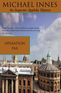 Operation Pax Book