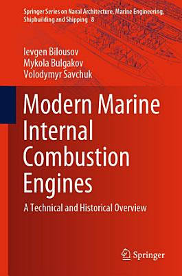 Modern Marine Internal Combustion Engines