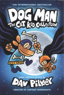 Dog Man  The Cat Kid Collection  From the Creator of Captain Underpants  Dog Man  4 6 Boxed Set