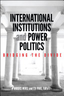 International Institutions and Power Politics PDF