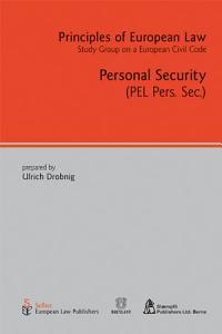 PEL Pers  Sec Book
