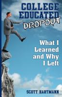 College Educated Dropout PDF