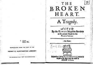 The Broken Heart