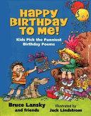 Happy Birthday to Me  PDF