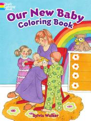 Our New Baby Coloring Book Book PDF