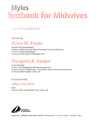 Myles Textbook for Midwives PDF