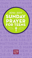 Sunday Prayer for Teens 2016 2017 PDF