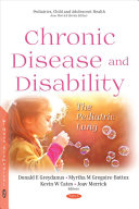 Chronic Disease and Disability PDF
