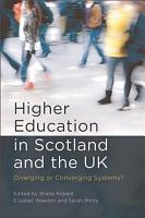 Higher Education in Scotland and the UK PDF