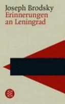 Erinnerungen an Leningrad PDF