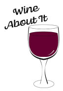 Wine About It - Blank Lined Notebook