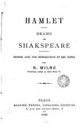 Hamlet: drame de Shakespeare