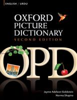 Oxford Picture Dictionary English Urdu Edition  Bilingual Dictionary for Urdu speaking teenage and adult students of English PDF
