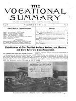 The Vocational Summary PDF