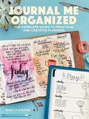 Journal Me Organized
