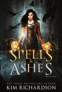 The Dark Files Spells & Ashes Book