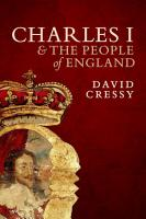 Charles I and the People of England PDF