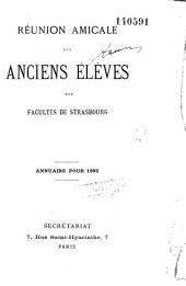 Annuaires pour 1892, 1901, 1902, 1908, 1909