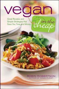 Vegan on the Cheap Book