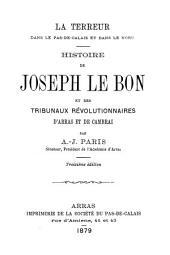 Histoire de Joseph Le Bon