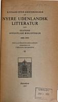Katalog over erhvervelser af nyere vdenlandsk litteratur ved statens offentlige biblioteker PDF