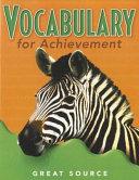 VOCABULARY FOR ACHIEVEME GRD 5 PDF