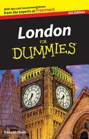 London For Dummies PDF