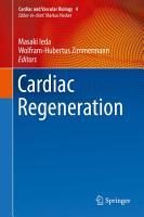 Cardiac Regeneration PDF