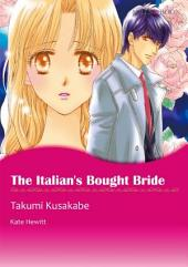 The Italian's Bought Bride: Mills & Boon Comics