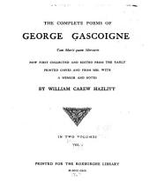 Complete Poems: Volume 1