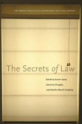 The Secrets of Law
