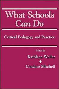 What Schools Can Do Book