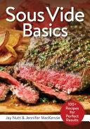 Sous Vide Basics Book PDF