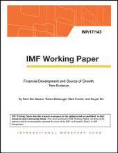 Financial Development and Source of Growth: New Evidence